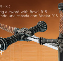 Nuevo CINEMA 4D R15 - Bevel. A Design, and 3D project by Fran Pérez         - 25.07.2013