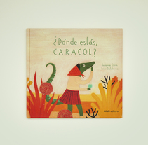 ¿Dónde estás caracol?. A Design, Illustration, and Advertising project by Leire Salaberria - May 29 2014 12:00 AM