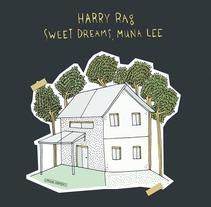 Sweet Dreams, Muna Lee. A Design&Illustration project by Lorraine Rodríguez Pagán         - 08.08.2013