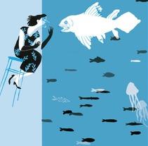 Clift fanzine. Un proyecto de Ilustración de Iratxe López de Munáin - Jueves, 15 de agosto de 2013 11:52:47 +0200