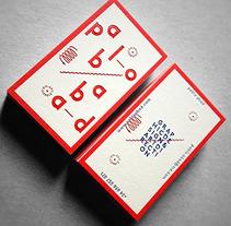 New Brand Identity. Un proyecto de Diseño de Pablo Abad - Jueves, 22 de agosto de 2013 10:28:29 +0200