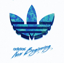 Adidas All Originals Represent. A Installations, and Design project by Pablo Abad - Aug 22 2013 11:07 AM