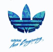 Adidas All Originals Represent. Un proyecto de Instalaciones y Diseño de Pablo Abad - Jueves, 22 de agosto de 2013 11:07:17 +0200