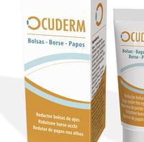 Ocuderm. Un proyecto de Diseño de Laura Garcia         - 03.09.2013