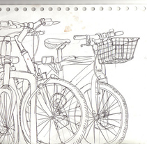 Ilustración Línea. A Illustration project by Silvia Ospina Amaya         - 09.09.2013