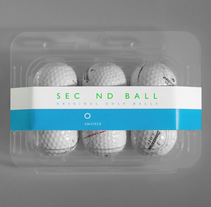 Second Ball. A Art Direction, Br, ing, Identit, and Graphic Design project by Mariano Fiore - 10-09-2013