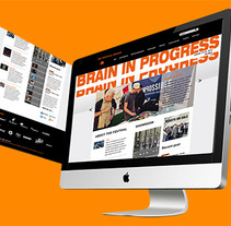 Brain in progess. A Design, and Software Development project by Conchi Pulido         - 24.09.2013