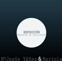Diseño de invitación para exposición. Um projeto de Design, Publicidade e Fotografia de Lucía Butragueño Díaz-Guerra         - 25.09.2013