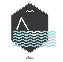 Logo Velamur. A Design project by Javier Vela Blasco         - 01.10.2013