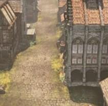 Skyrim Remake Level. Un proyecto de Diseño, Instalaciones y 3D de Yanire Delgado         - 05.10.2013