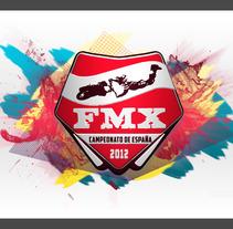 Logotipo FMX. A  project by Gerardo Espinosa Castillo         - 09.10.2013