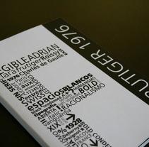Frutiger Typography Book. Un proyecto de Diseño de Marina Alonso-Carriazo         - 10.10.2013
