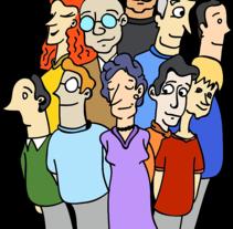 Proyecto Coaching OCA. Um projeto de Ilustração de Gonzalo Soto Silva         - 12.10.2013