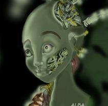 Robot. Um projeto de Design e Ilustração de Alba Cervelló Ortigosa         - 14.10.2013
