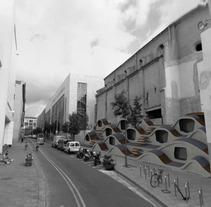 """Les Coves de BCN"". A Installations project by Noelia Ramon         - 23.10.2013"