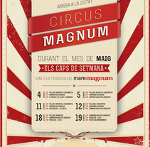 Circ Maremagnum. A Design project by Maria Jose J. Colás         - 23.10.2013