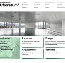 Arboretum. A Software Development project by Daniel Maza Arredondo - 05-11-2013