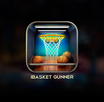 iBasket Gunner. A Design, 3D&Illustration project by zigor samaniego - Nov 06 2013 07:16 PM