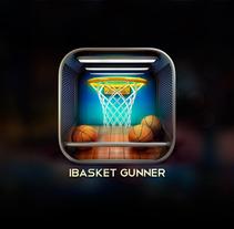 iBasket Gunner. Un proyecto de Diseño, Ilustración y 3D de zigor samaniego - 06-11-2013