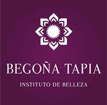 Logotipo Begoña Tapia. A Design project by Alejandro Ruiz Meléndez         - 10.11.2013