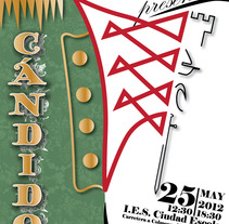 Cándido. Un proyecto de Diseño, Ilustración y Publicidad de Emilio Rubio Arregui         - 18.11.2013