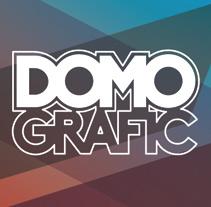 Domografic. A Design&Illustration project by Ruben Piedra         - 22.11.2013
