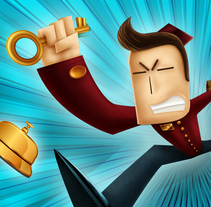 Bellboy. A Design, Illustration, Music, Audio, Motion Graphics, Software Development, UI / UX&IT project by Noobware          - 14.05.2013