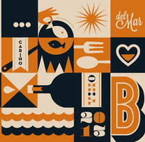 La Bocana. A Design, Illustration, and Advertising project by Rebombo estudio          - 25.11.2013