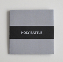 Holy Battle. A Design project by dp         - 25.09.2012