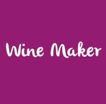 Wine Maker App. A Design, and Advertising project by Jorge Garcia Redondo         - 25.11.2013