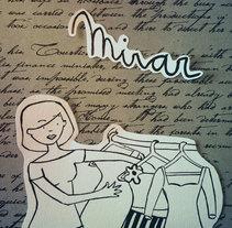 Boda i + Low Cost. A Illustration project by Yasmina Capó         - 25.09.2012