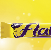 Flake – Cadbury. A Design, and 3D project by Juanjo Bernabeu - 26-11-2013