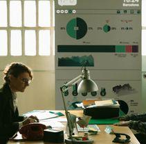 Coeficient de Felicitat. Um projeto de Motion Graphics e Cinema, Vídeo e TV de Sergi Esgleas         - 26.11.2013