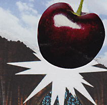 12 COLLAGES (...and a cherry). A Design, Illustration, and Photograph project by @infocalber          - 30.11.2013