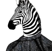 Animalarios ilustrados . A Illustration project by Fernando Mendoza  - Sep 10 2015 12:00 AM
