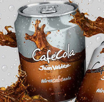 Packaging Café Cola Juan Valdez. A Illustration, Advertising, and 3D project by Maykol Saenz - 02-12-2013