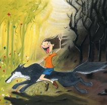 Súbete valiente. Un proyecto de Ilustración de Iván Torres         - 03.12.2013