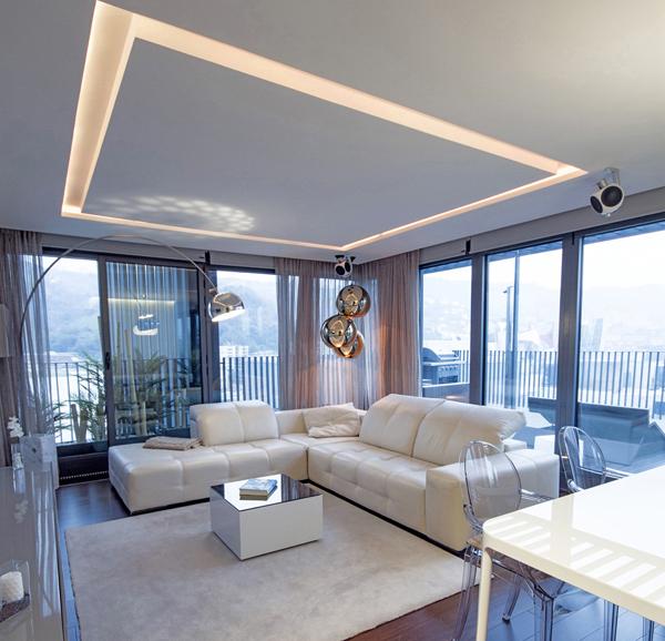 Dise o interior vivienda m p domestika for Vivienda interior