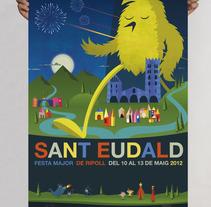 Festa Major de Ripoll. A Design, Illustration, and Advertising project by Rafa Garcia  - Aug 05 2011 12:00 AM
