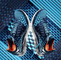 Nike Woven. Un proyecto de Diseño de GOLDEN  - 10-12-2013