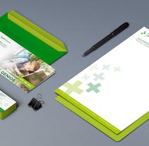 ALEJANDRA RUBIO. Psicóloga.. Un proyecto de Diseño de ALEJANDRO  CALVO TOMAS - 14-12-2013