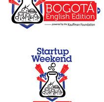 STARTUP WEEKEND BOGOTÁ, ENGLISH EDITION . Un proyecto de Diseño y Publicidad de Elbis Estid Bonilla Bonilla         - 04.08.2013