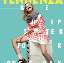 TENDENZA. Um projeto de Br e ing e Identidade de Maria Hill         - 15.07.2016