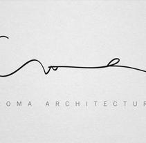 Croma Architecture. Un proyecto de Diseño de Teresa  - 06-01-2014