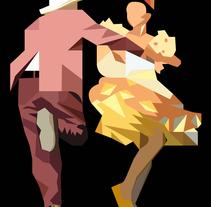 Joropo. A Illustration project by Fco Javier Roman Martinez         - 10.12.2013