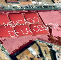 50th Mercado de la Cebada. Madrid. Un proyecto de Diseño, Publicidad, Instalaciones y Fotografía de Sergio Patier         - 23.02.2012