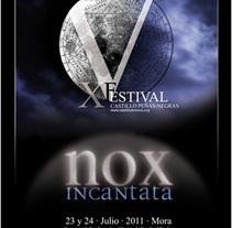 Nox Incantata. Um projeto de Design de Estudio de Diseño y Publicidad         - 07.01.2014