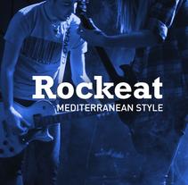 Rockeat. Un proyecto de Diseño y Fotografía de Marta Sánchez - 12-01-2014