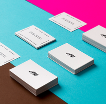 Lapso business cards. A Design, Advertising, UI / UX, Br, ing, Identit, and Graphic Design project by Diego Delgadoc - 12-01-2014