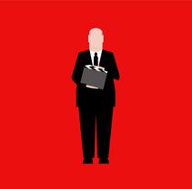 English Celebrities. Un proyecto de Diseño, Ilustración y Publicidad de Capitoni         - 14.01.2014